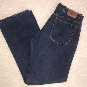 Levi's 515 Boot Cut Jeans 12